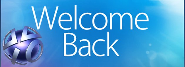 welcomeback PSN